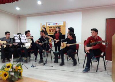 Actividad Reunion Transnacional Turquia - Salesianos Cartagena
