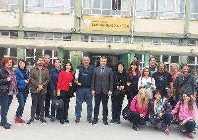 Grupo Reunion Transnacional Turquia - Salesianos Cartagena