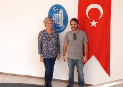 Representantes Reunion Transnacional Turquia - Salesianos Cartagena