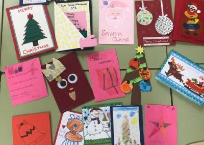 Christmas Cards - Salesianos Cartagena (4)