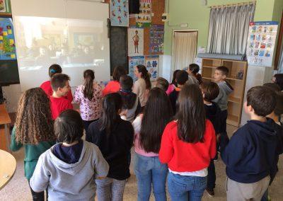 Conferencia Skype - Salesianos Cartagena (7)