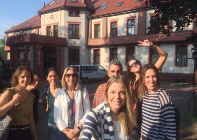 Reunion Transnacional Polonia - Salesianos Cartagena (2)