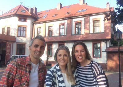 Reunion Transnacional Polonia - Salesianos Cartagena (3)