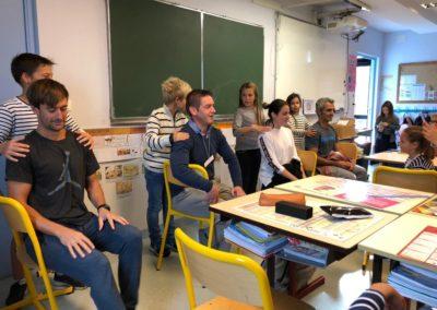 Reunion Transnacional Francia – Salesianos Cartagena (1)