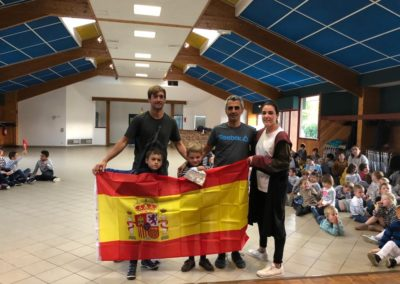 Reunion Transnacional Francia – Salesianos Cartagena (2)