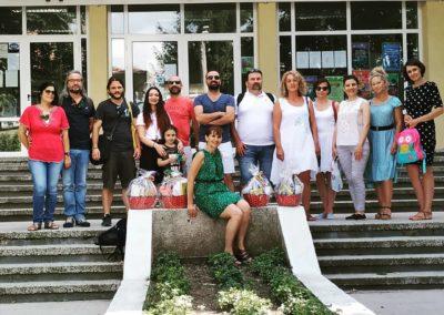 Transnacional Bulgaria - Salesianos Cartagena (2)