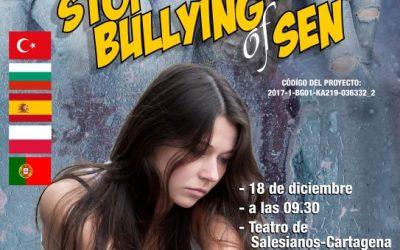 Salesianos Cartagena realizará una conferencia contra el Acoso Escolar en niños con Necesidades Educativas Especiales