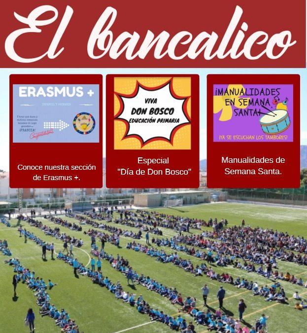 EL BANCALICO. REVISTA ESCOLAR