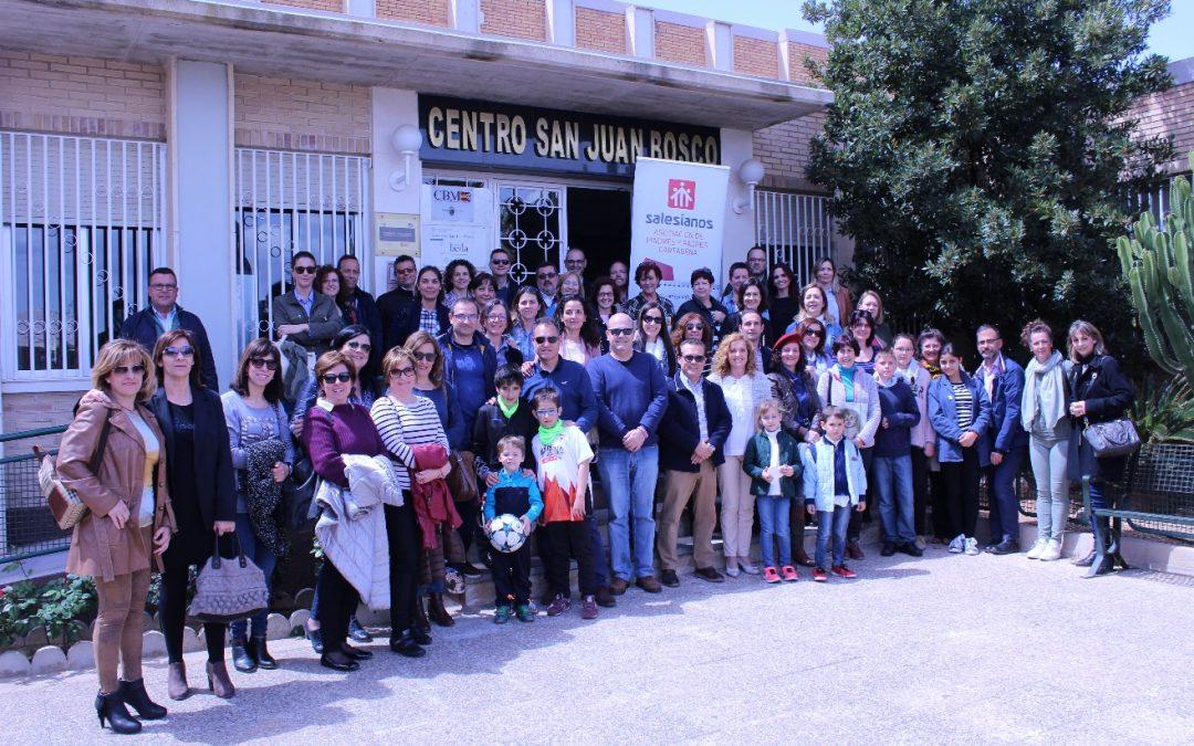 Encuentro de Asociaciones de Madres y Padres de Alumnos Salesianos en Cartagena