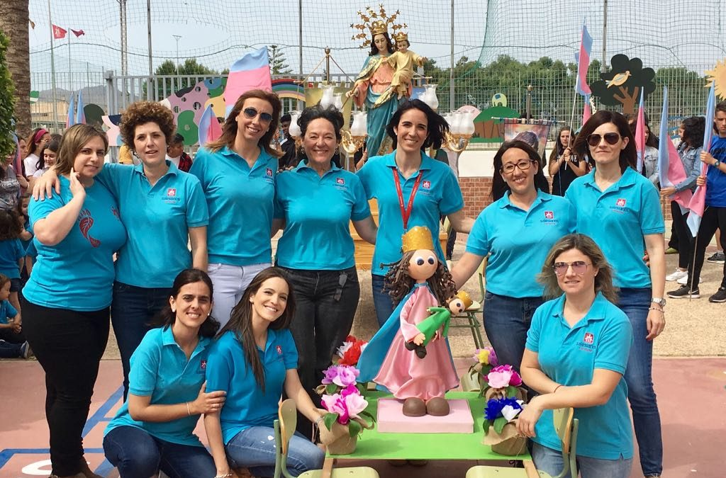 FIESTAS DE MARÍA AUXILIADORA. EDUCACIÓN INFANTIL