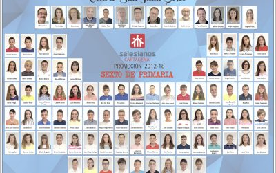 GRADUACIÓN 6º PROMOCIÓN 2012-2018