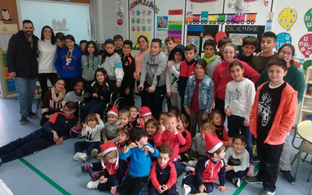Carta a los Reyes Magos de Oriente. Educación Infantil- Primaria