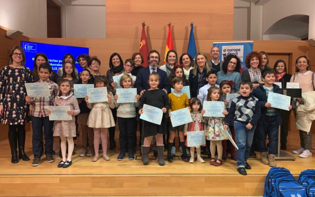 CONCURSO DE DIBUJO «MI PUEBLO EUROPA». Educación Primaria