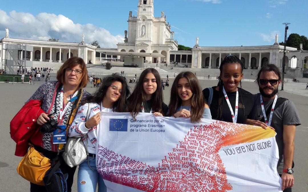Salesianos Cartagena en Tomar Portugal