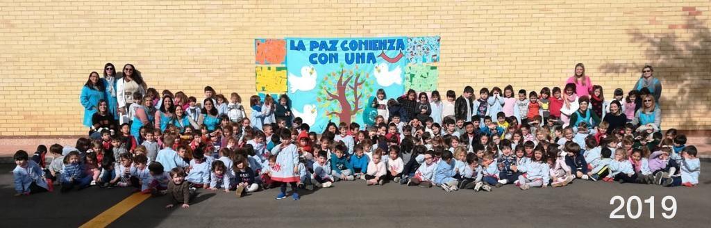 DÍA DE LA PAZ. Educación Infantil