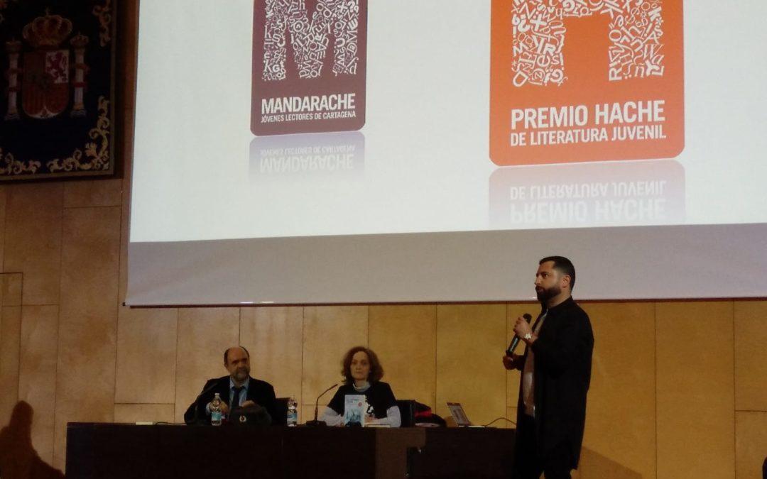 Encuentro con Fernando Lalana – Premio H 2019