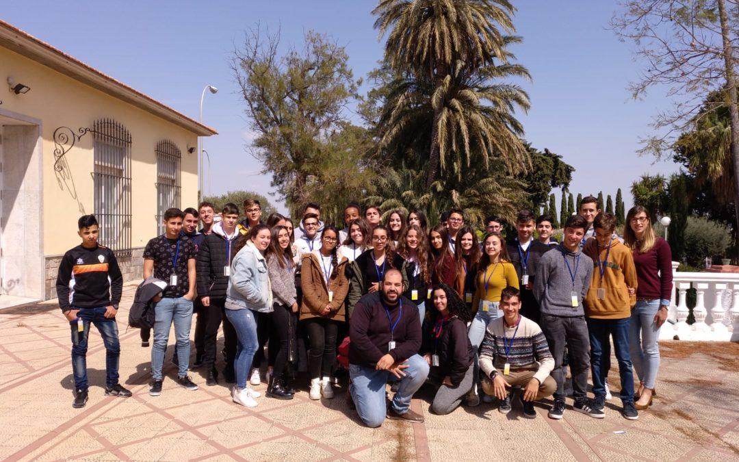 Alumnos de 4º de Secundaria visitan SABIC