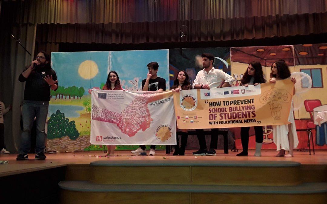 Finaliza la estancia en Cartagena de los participantes extranjeros Erasmus+
