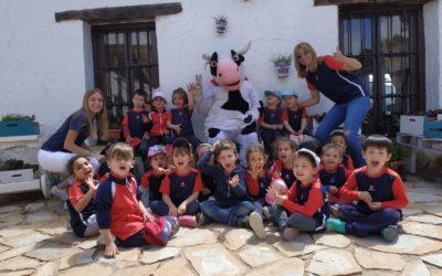 VISITA A GRANJA PARK. Educación Infantil