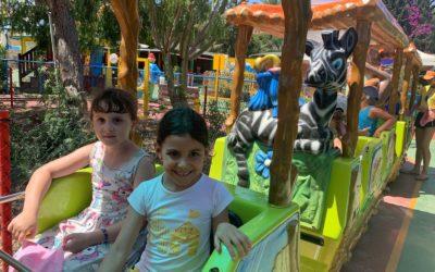 Día de playa y juegos para 1º y 2º de primaria