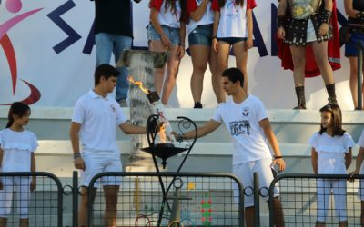 Cartagena acoge a mas de 1000 jóvenes en los XIX Juegos Intersalesianos