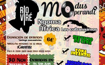 Llega KULUNGUELÉ, la fiesta solidaria de Cartagena, a favor de los proyectos sociales