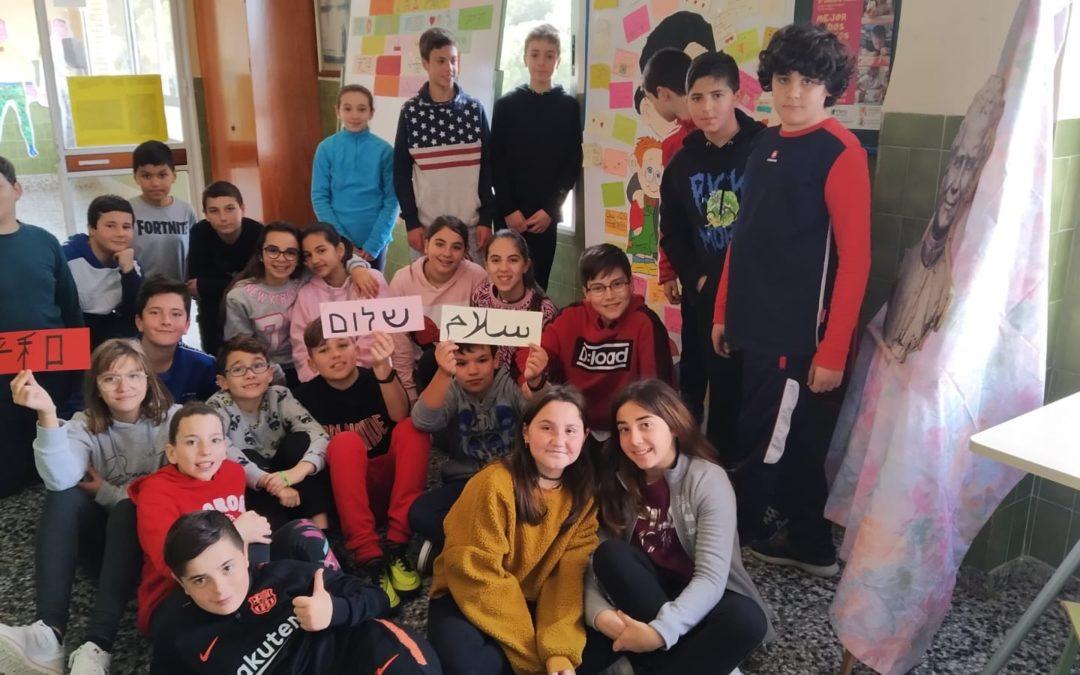 Día de la Paz 2020 Educación Infantil y Primaria