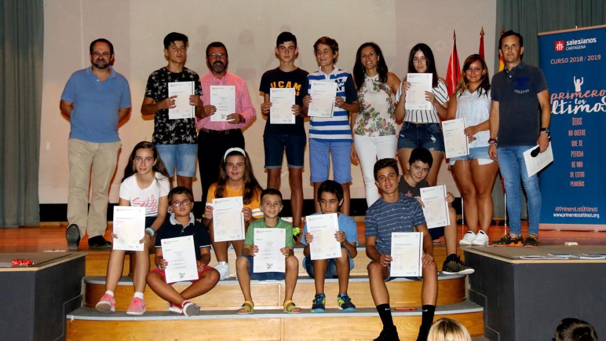 Diplomas Cambridge 2018 - Salesianos Cartagena (2)