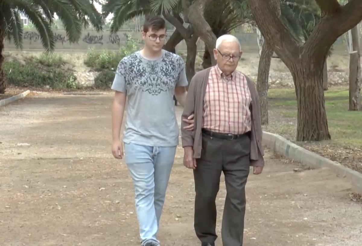 Salesianos Cartagena - Campaña Alzheimer (1)