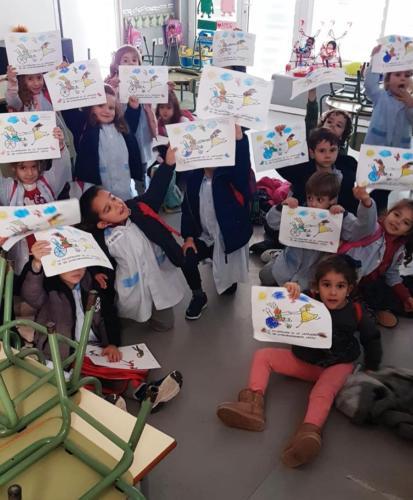 2018-12-04| INFANTIL | DÍA INTERNACIONAL DE LAS PERSONAS DISCAPACITADAS
