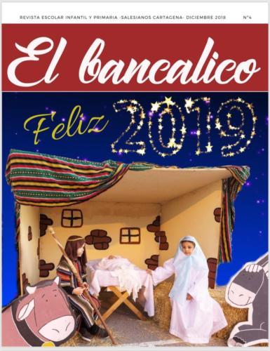 EL BANCALICO. NAVIDAD 2018