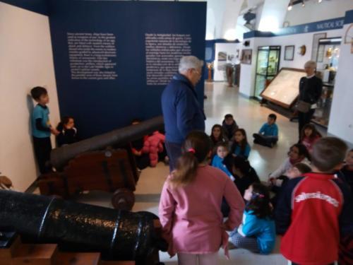 visita museo naval 3