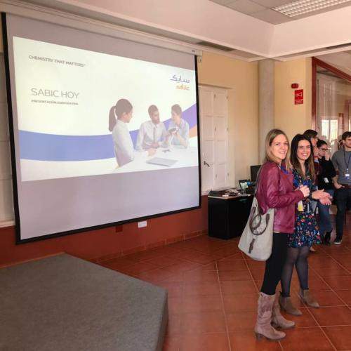 2019-03-2 | Secundaria | Visita a Sabic