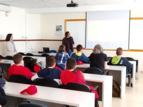 2019-03-27 | Secundaria | Visita Erasmus+ a Cartagena