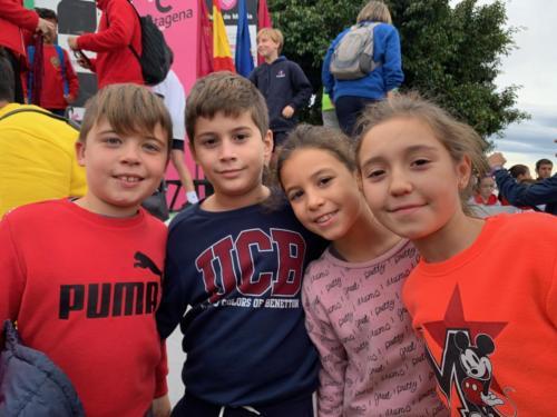 2019-11-14 | Deporte |Cross Escolar 2019 CIRCUITO DE VELOCIDAD CARTAGENA
