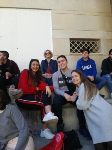 2019-03-15 | Bachillerato | LOS ALUMNOS DE 2º DE BACHILLERATO VISITAN LA UNIVERSIDAD DE MURCIA
