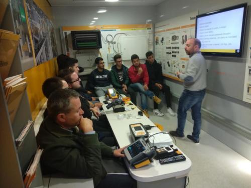 2019-03-21| Fp | La Unidad Móvil de Televés visita nuestro Centro Educativo