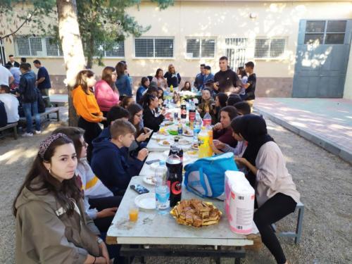 Bienvenida FP y almuerzo 1