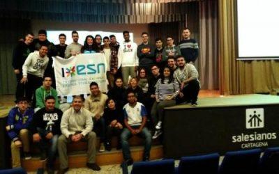 Semana Europea de la FP en el Centro San Juan Bosco de Cartagena