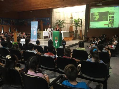 2019-10-01 | Primaria | Celebracion inicio de curso