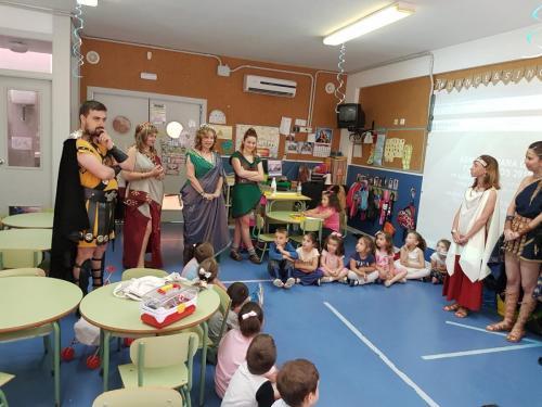 cartagineses y romanos. SALESIANOS CARTAGENA