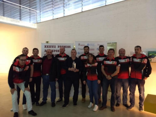 2019-04-15 | Deporte | ESCUELA DE BALONCESTO SALESIANOS MEJOR CLUB DE BASE 2018
